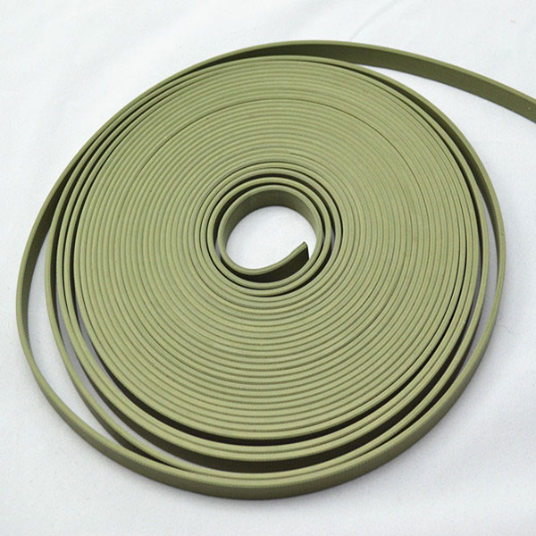 Green Color Ptfe Guide Strip
