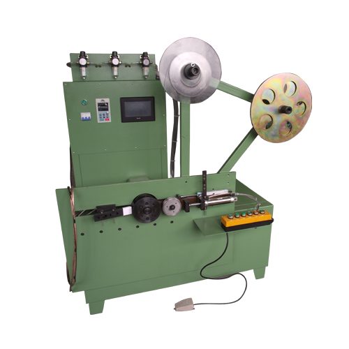 Vertical Semi-Automatic Winding Machine For SWG