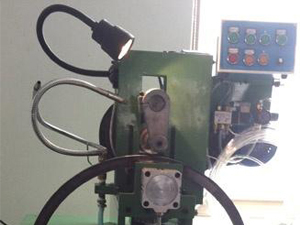 Angling Machine For SWG Inner Ring